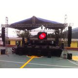 Alquiler Tv Pantallas Led Amplificacion Luces Video Quito