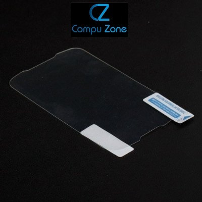 Mica Transparente Para Lg Optimus One P500 + Paño