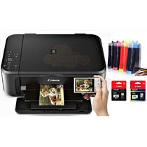Impresora Canon Wifi 3620 $70, Con Sistema De Tinta $80