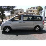 Transporte Turismo. Alquilo Furgoneta Hyundai H1