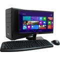 Computador Nuevo Core Duo Cyber Casa Hogar Led 16
