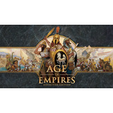Age Of Empires: Definitive Edition Xbox Live One Windows 10