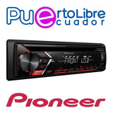 Radio De Auto Pioneer 2019! + C D + U S B + Control Remoto !