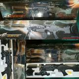 Rifle Jgte992 Snake Tiger Laser Airsoft Gun Bbs 6mm Modelo 1