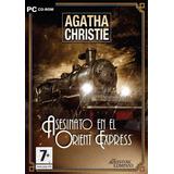 Asesinato En El Orient Expres Agatha Christie Libro Oferta