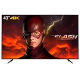 Tv Tcl 43 Smart 4k Uhd L43p62us 2 Años Garantia