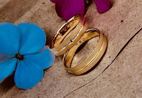 cde99749a457 Anillos De Compromiso Y Matrimonio