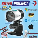 Lifecam Studio Camara Web Hd 1080p Microsoft Microf. Incorp.