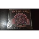 Cd Original Rock Nocturnal Rites Tales Of Myst, Rush Ambato.