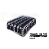 Colchón Resorpedic Sonata 1 1/2 Plz Incluido Iva