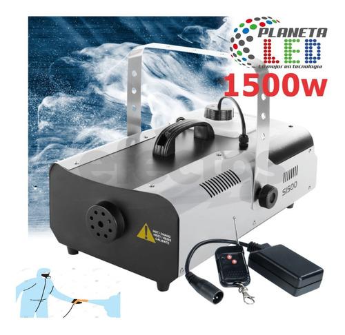 Maquina De Humo Cámara Humo 1500w  Desinfección+control
