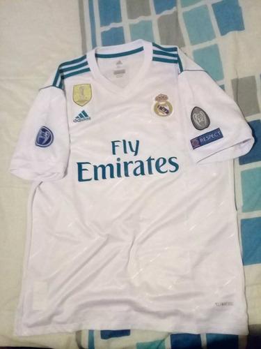 e745a7171 Camiseta Real Madrid 2017-2018 Cristiano Ronaldo Xl