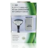 Bateria Recargable Xbox 360 4800mha + Cable Carga Y Juega/se