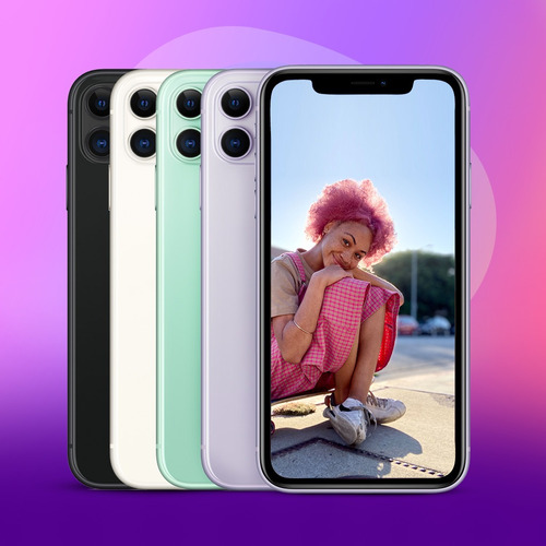 iPhone 11 64gb 128gb 256gb Disponible Entrega Inmediata