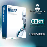 Eset Endpoint Security Antivirus 1 Servidor, 1 Año