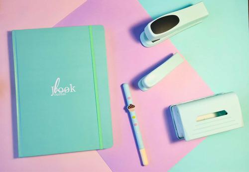 Journal Book ,para Lettering ,planificación Anual