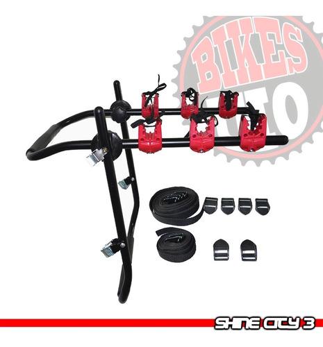 Porta Bicicletas Varios Modelos Universales Auto Y Camioneta