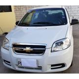 Se Vende Hermoso Chevrolet Aveo Emotion Año 2009 148.000 Km