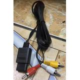 Cable Audio/video Supernintendo,nintendo 64,gamecube