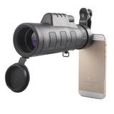 Lente Binocular Para Celulares 35x50 Larga Distancia De Zoom
