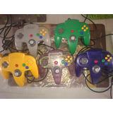 Control Palanca Nintendo 64 Mandos N64 Consultar Stock ?