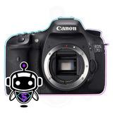 P R O F E S I O N A L Canon 7d Mark Ii Memoria TriPod Malet