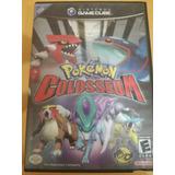 Pokemon Colosseum Coliseo Game Cube Best Seller Nintendo