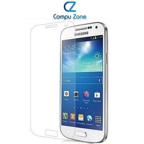 Mica Transparente Para Samsung Galaxy S4 Mini I9190 + Paño