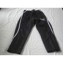 Pantalon De Calentador Tapout Talla Small #0003001408
