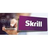 Skrill Compras  Retiros Saldo - Servicio Inmediato