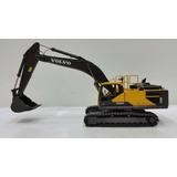 Excavadora De Construcción Volvo Ec480e Diecast 1/50