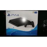 Playstation 4 1 Tb Nuevo Con 1 Juego Nuevo