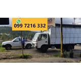 Camión De Mudanzas Cuenca, Camionetas Para Alquiler Y Fletes