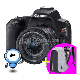 Camara Canon Sl3 4k ! = T7i + Gratis TriPod + Maleta + 128gb