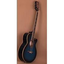 Guitarra Electro Acústica Crusader Cf-6000fm Electroacústica