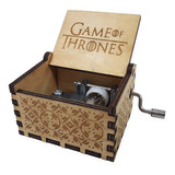 Caja Musical De Game Of Thrones Juego De Tronos De Coleccion