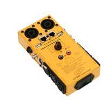 Probador De Cable Ct-04c Pro Audio Comprobador Dmx 3 Pin 5pi
