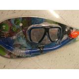 Gafas Y Snorquer Buso Natacion