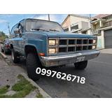 Chevrolete Blazer