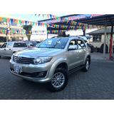 Vendo Cambio Toyota Fortuner 4.0 2015 64493km Financiamiento