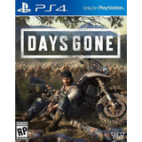 Days Gone + Juegos Gratis Digital Ps4