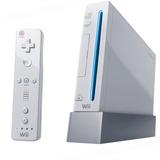 Nintendo Wii Con Chip, 10/10 +10 Juegos.