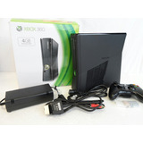 Xbox 360 Slim De 4gb Poco Uso Sin Caja.