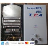 Calefon Instamatic Tpa A Gas 12 Lts.