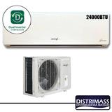 Aire Acondicionado Inverter Airmax 24000 Btu Ahorra Energia