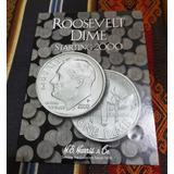 Album Whitman Roosevelt Dime 2000 - Adelante