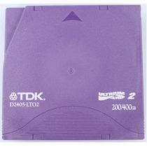 Cinta Datos Tdk D2405-lto2 400gb Lto Ultrium 2 Refurbished