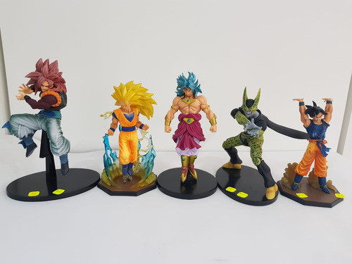 Goku Muñecos Figura Dragon Ball Z Originales.