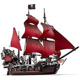 Set Para Armar Barco Pirata R Tipo Lego