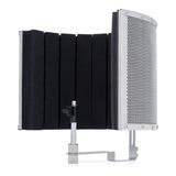 Estudio De Grabacion Panel Para Microfono De Estudio
